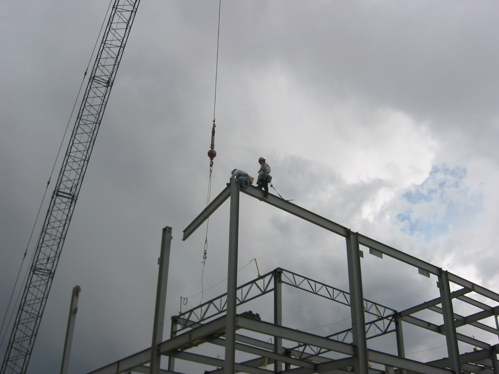 Iron Workers Local 24 About Us Structural Connector