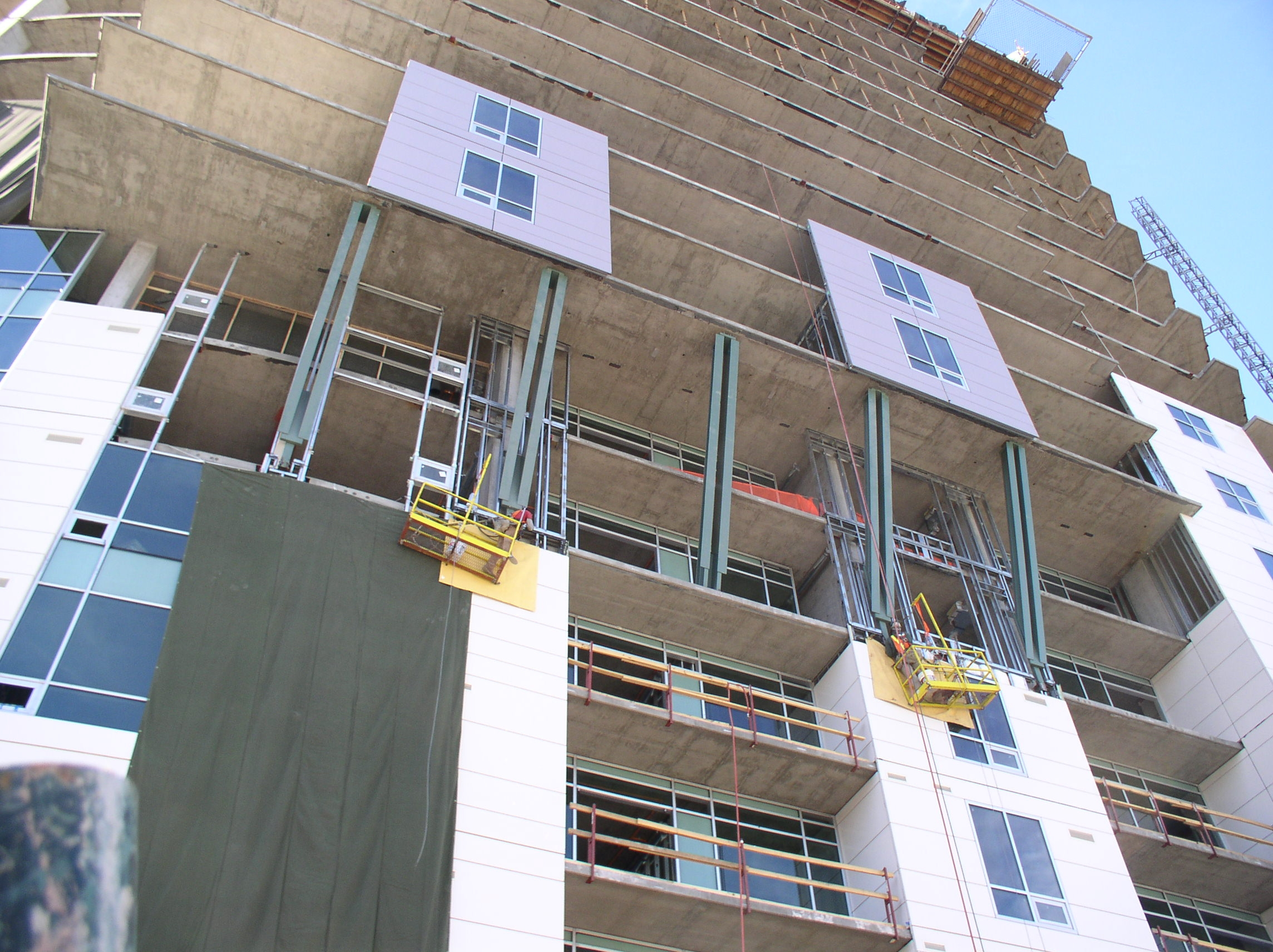 Iron Workers Local 24 About Us Structural Curtain Wall
